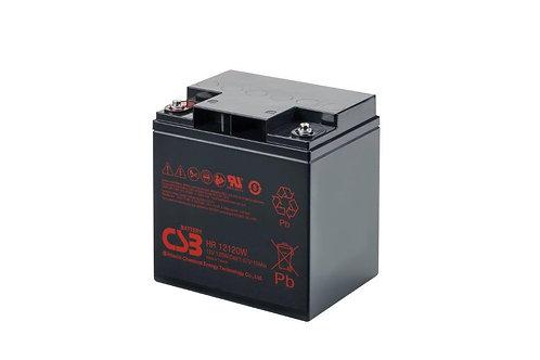 Batería CSB Sellada 12V 120w HR12120W