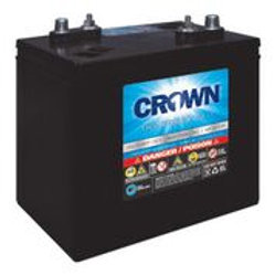 Batería Crown Sellada AGM 6V 220Ah