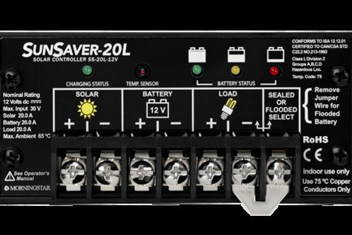 Controlador SS-20L-12V