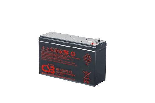 Batería CSB Sellada 12V 18w HR 1218W