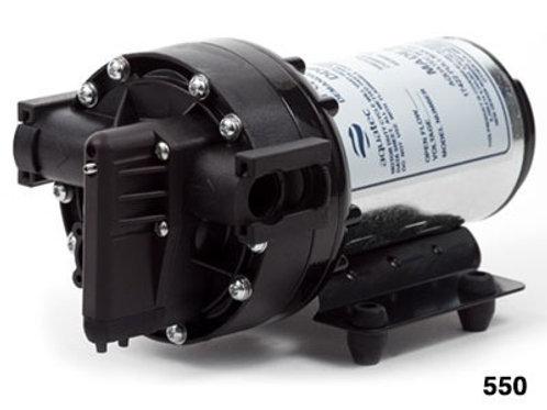 Bomba  Aquatec 12v 20 Litros Por Min 60 Psi 5503-1E77-B666