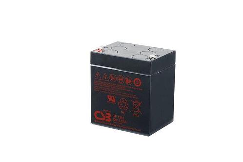 Bateria Sellada CSB 12v 4.5Ah GP1245