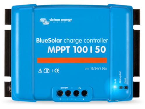 BlueSolar MPPT 100/30 y 100/50