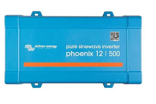 Inversor Phoenix Victron 12V 500VA