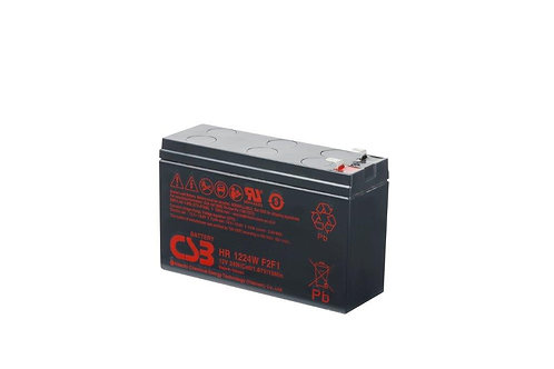 Batería CSB Sellada 12V 24w HR1224W