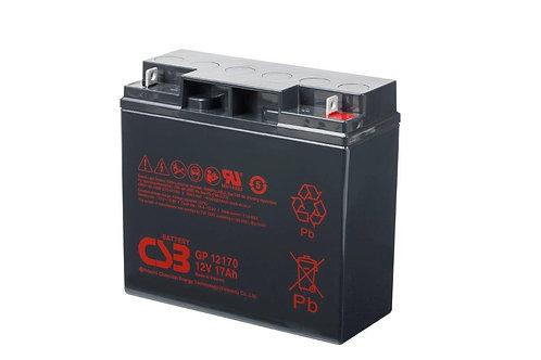 Bateria Sellada CSB 12v 17Ah GP12170