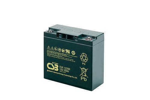 Batería Sellada CSB EVX 12V 20.0Ah
