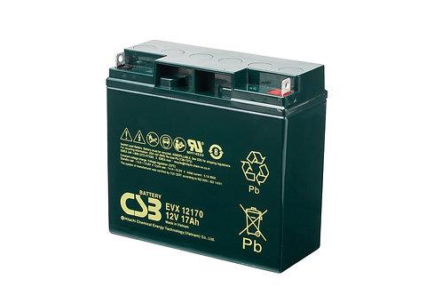 Batería Sellada CSB EVX 12V 17.0Ah