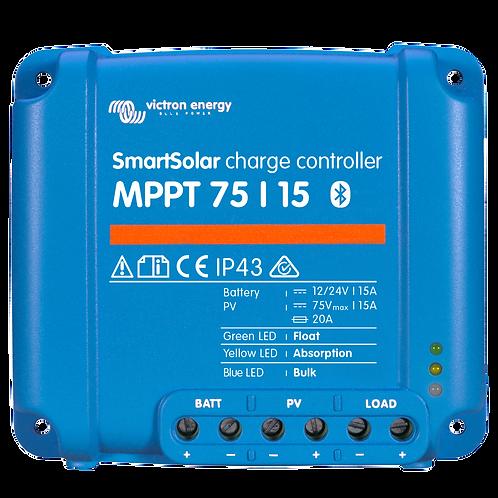 Controlador Victron MPPT 75|15