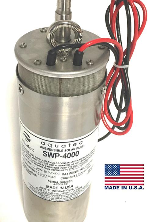 Bomba Aquatec Sumergible SWP-4000