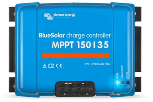 BlueSolar MPPT 150/45 hasta 150/100