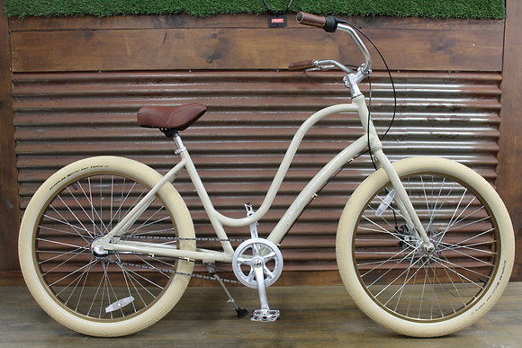 "26"" Alloy Mocha 3.0 3 Speed Ladies Cruiser"