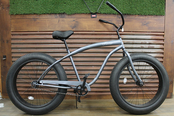 4.0 Matte Grey/Black Men's Cruiser