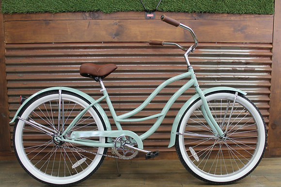 "26"" Slate Grey Ladies Cruiser"