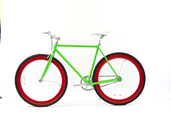 Green/Red Fixie
