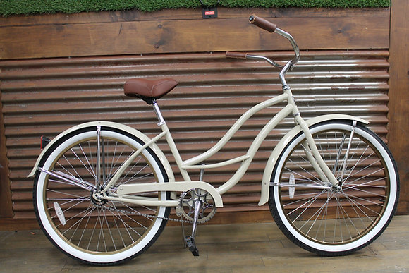"26"" Mocha Ladies Cruiser"