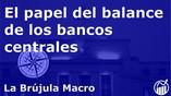 ¿Es el BALANCE de los bancos centrales lo que hace SUBIR a las BOLSAS? | La Brújula Macro