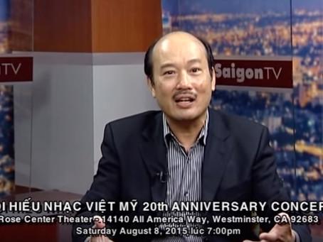 PV Nhạc Trưởng Nguyễn Khánh Hồng