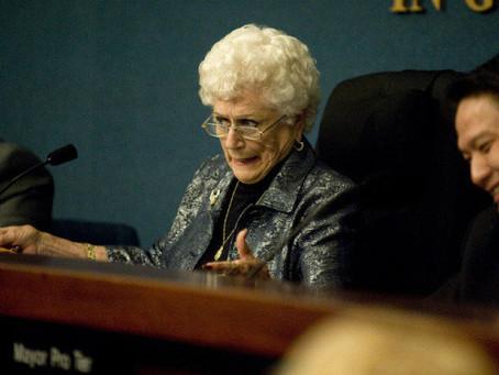 PV Cựu Thị Trưởng Margie Rice