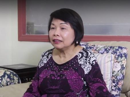 PV Bác Sĩ Nguyễn Thị Nhuận