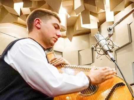 PV Nhạc Sĩ Taras Stolyar
