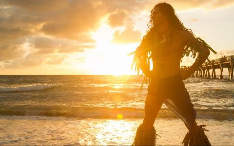Heremana Tahitian Sunrise