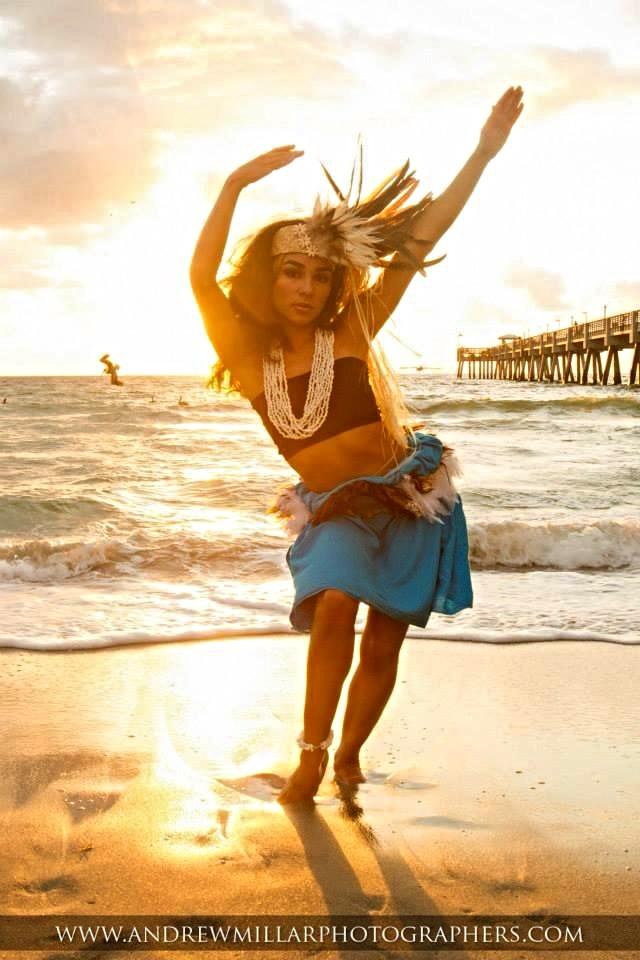 Manea Tahiti Sunrise