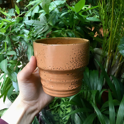Stef Pot Oranje D9.5