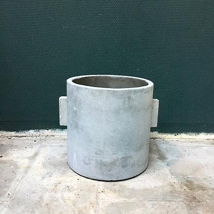 Beton Pot Naturel D25