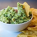 MEXICAN GUACAMOLE WITH   CHIPS