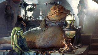 Festivités chez Jabba le Hut