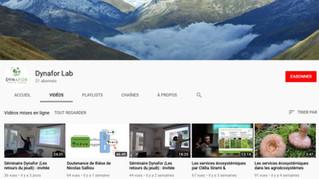 Dynafor vous présente sa chaîne Youtube
