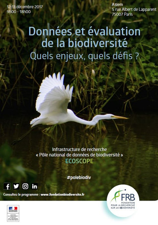 Données et évaluation de la biodiversité. Quels enjeux, quels défis ?