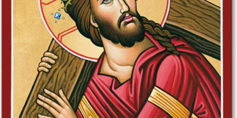 Holy Tuesday - Third Bridegroom Service (Hymn of Kassiani)