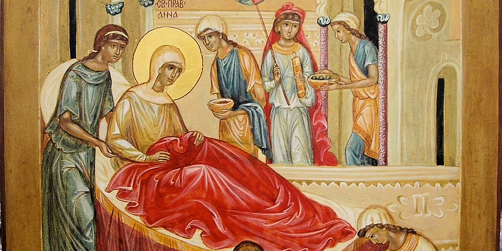 Orthros and Divine Liturgy for the Nativity of the Theotokos