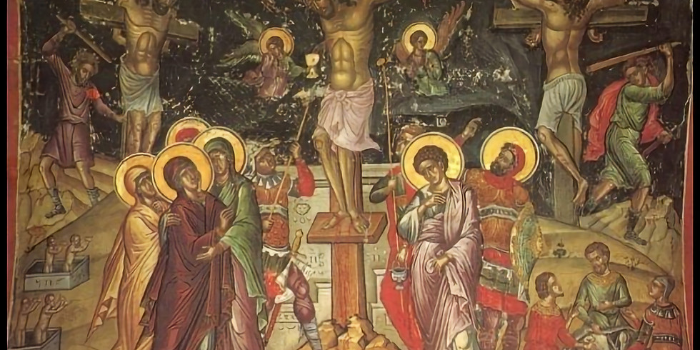 Holy Thursday Evening - The Passion of Our Lord Jesus Christ (Reading of the 12 Gospels)