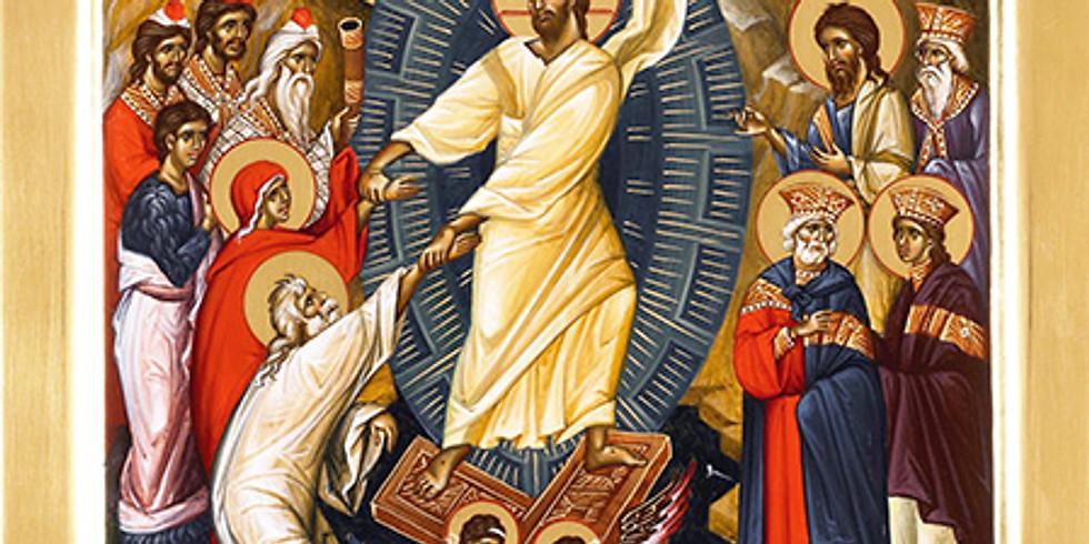 Holy Pascha - Resurrection Orthros and Divine Liturgy