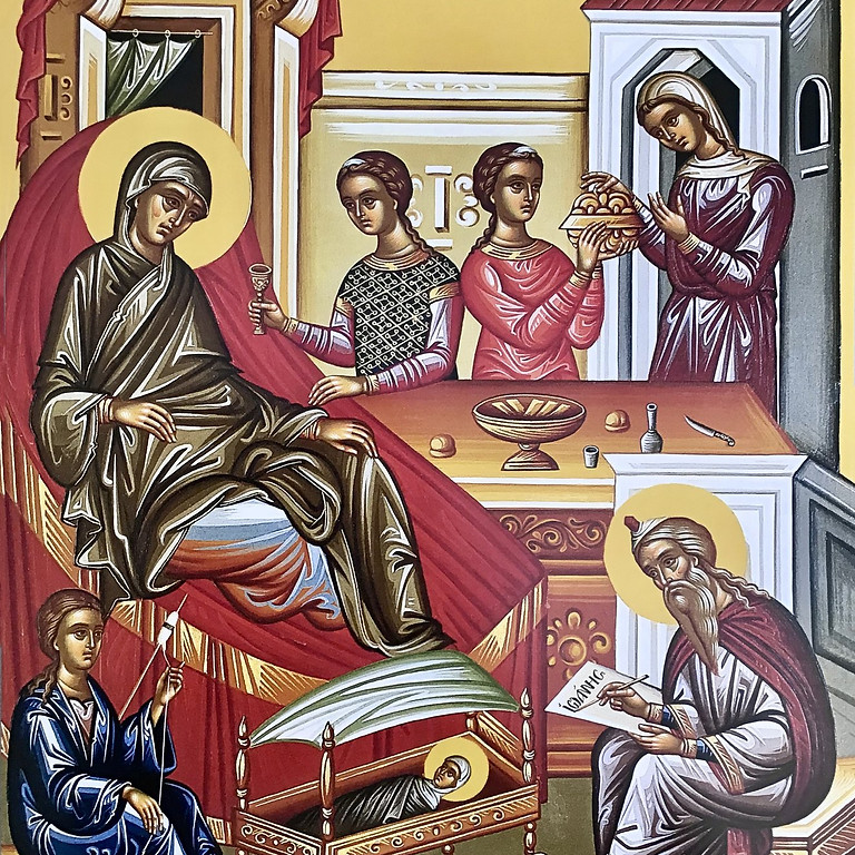 Great Vespers for the Nativity of St. John the Baptist - Our Parish Patron