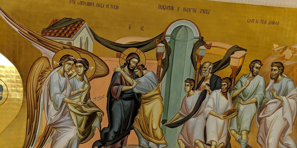 Orthros and Divine Liturgy for the Sunday of the Prodigal Son