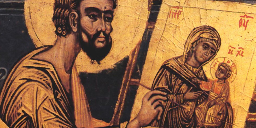 Orthros and Divine Liturgy for the Feast Day of St. Luke the Evangelist