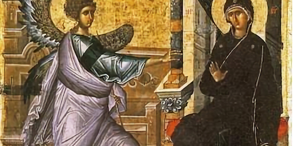Vespers for the Feast of the Annunciation