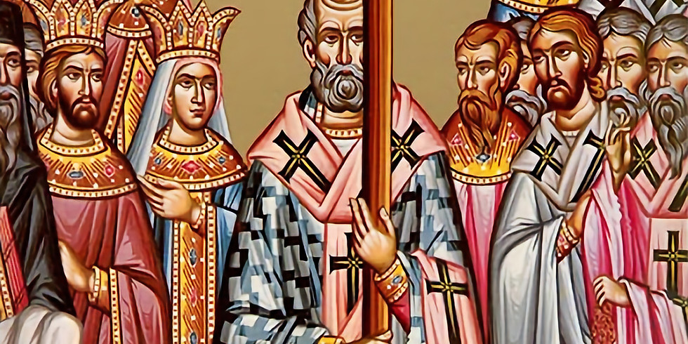 Orthros and Divine Liturgy for the Universal Exaltation of the Precious and Life-Giving Cross