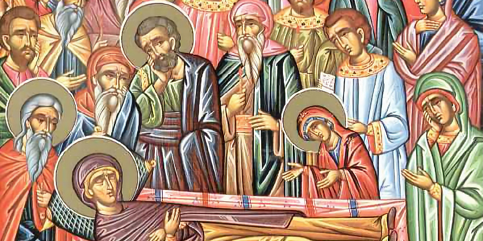Orthros and Divine Liturgy for the 5th Sunday of Matthew