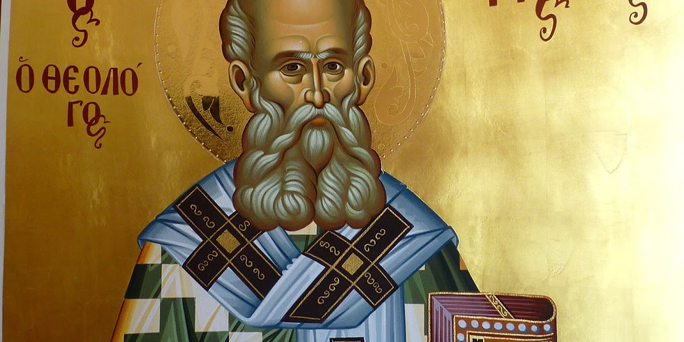 Orthros and Divine Liturgy for St. Gregory the Theologian