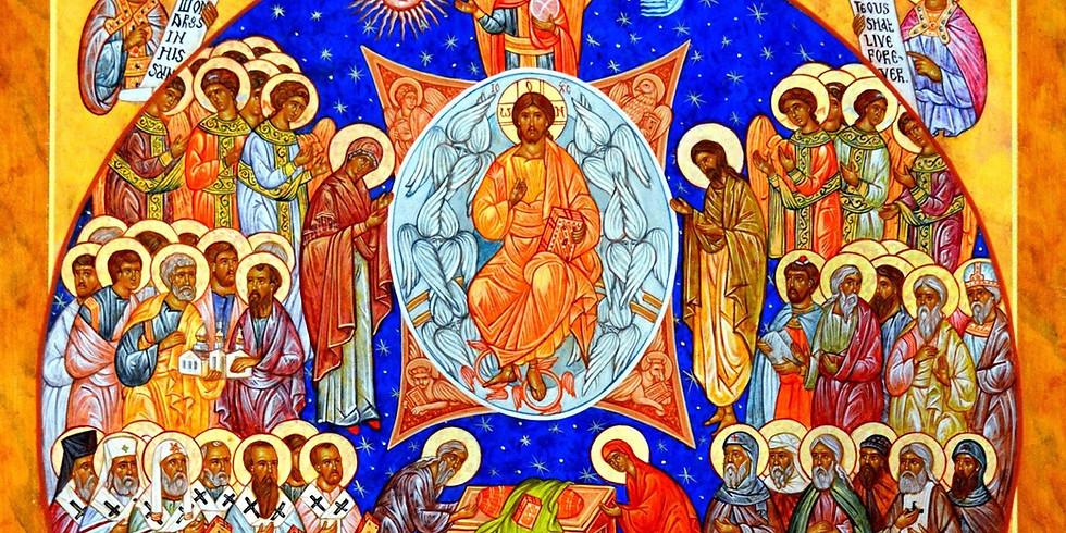 Orthros and Divine Liturgy: All Saints Sunday