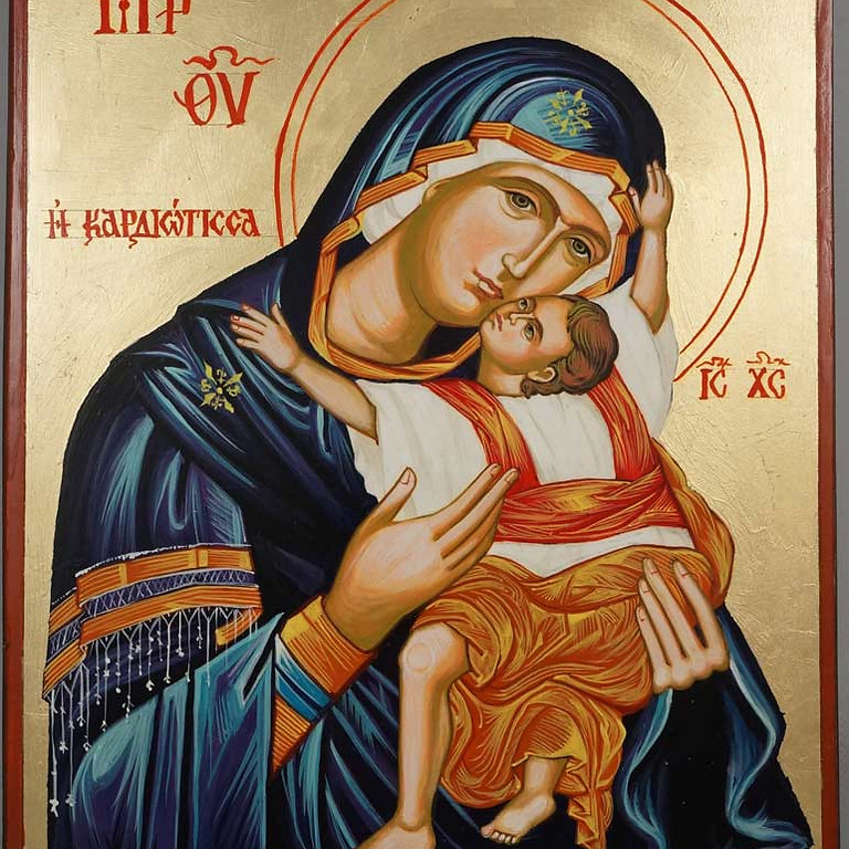 Small Paraklesis to our Most Holy Lady the Theotokos