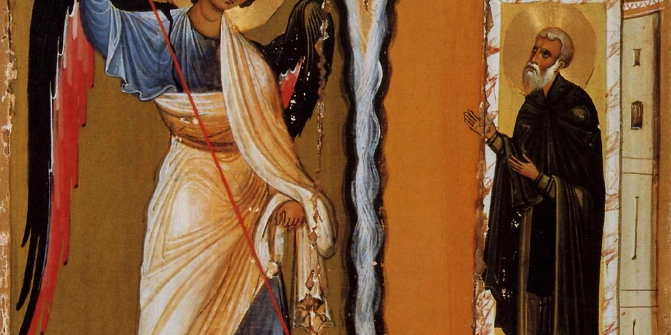 Orthros and Divine Liturgy for the 13th Sunday of Matthew