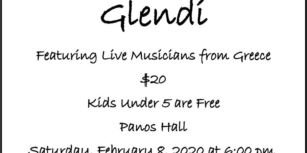 Greek Folk Dance Glendi