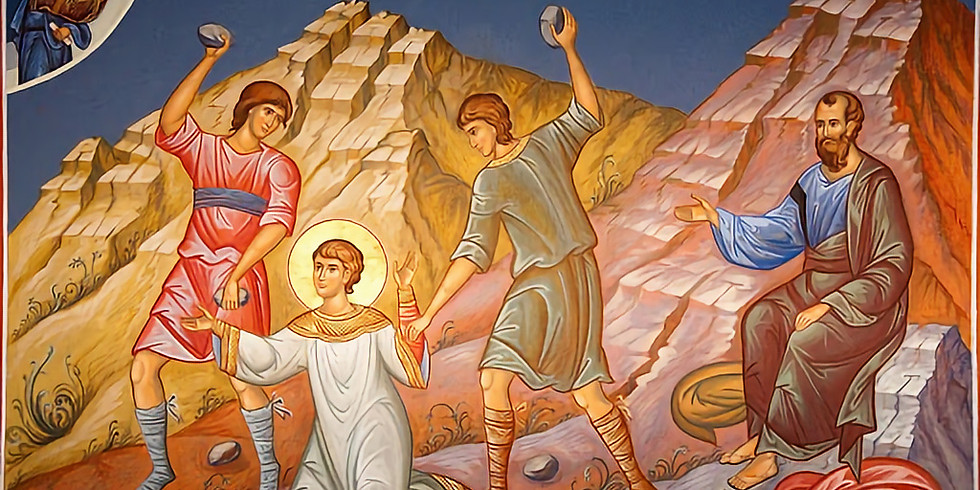 Orthros and Divine Liturgy for the Feast of St. Steven and the Sunday After the Nativity