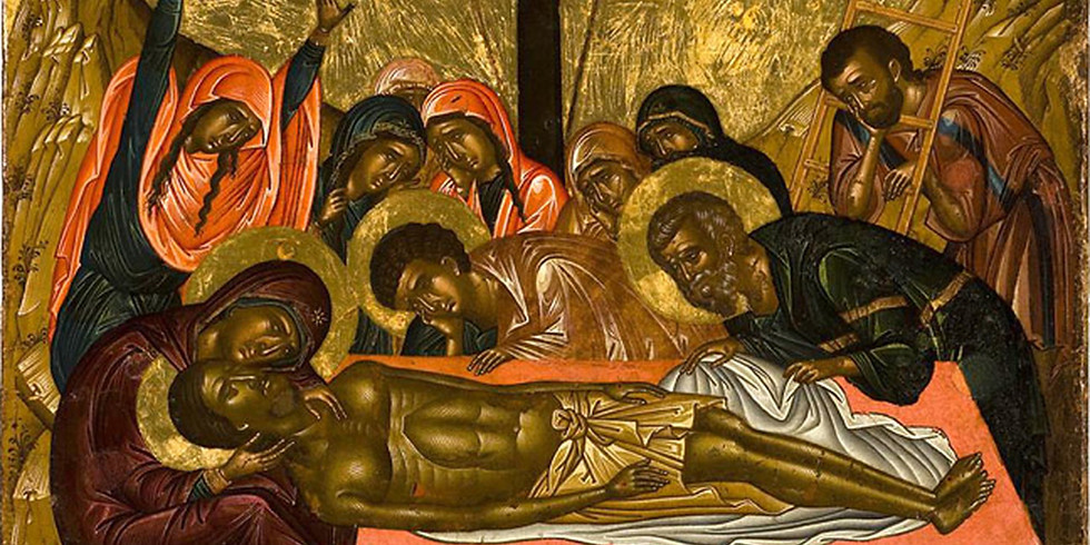 Holy Friday Evening - The Lamentations